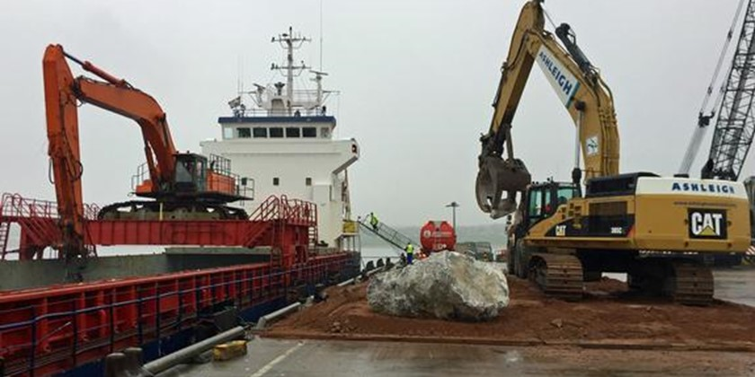 Contract Award - Plant Hire for Deep Slurry Wall Excavations